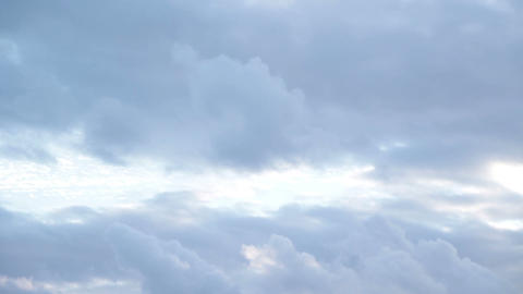 Clouds flowing Stock Video Footage