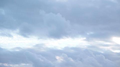 Clouds flowing Footage