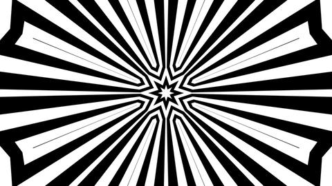 radial lines Animation