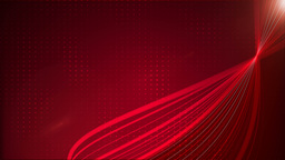 Red loop background Animation