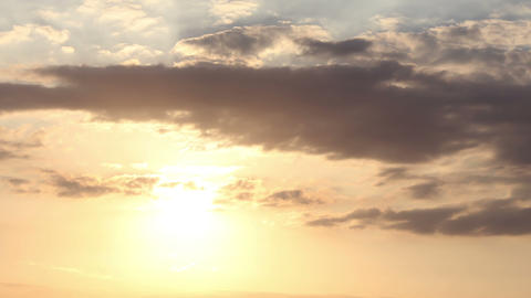 Cloudscape 21 Stock Video Footage