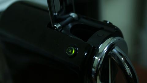 coffee machine 06 Stock Video Footage