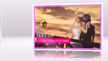 Wedding at the moment After Effects Template