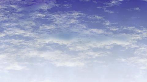 Mov147 cloud anime bg loop 08 CG動画