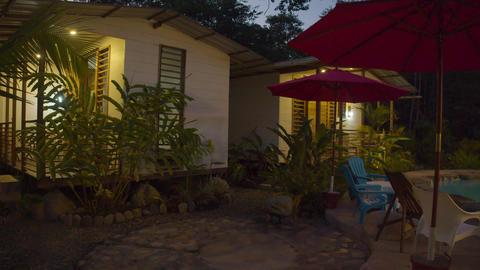 Beautiful Rustic Lodge In The Ecuadorian Amazon Live Action