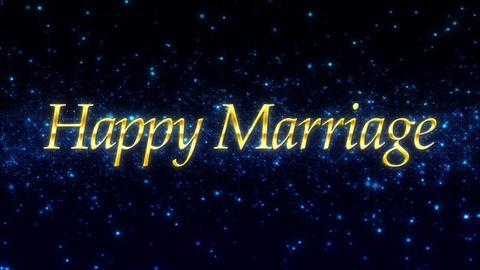 happy marriage 結婚おめでとう message loop CG動画