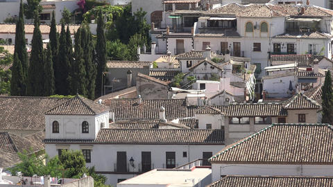 Residential Houses In Spanish Town Live Action