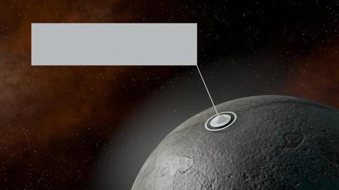 3D Solar Titles Animation