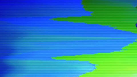 Cyberpunk natural light metamorphoses. Stylish vibrant glow, light leaks Live Action