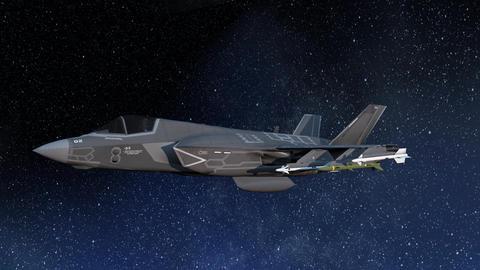 Fighter jet Videos animados