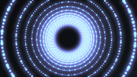 穴 宇宙 ブラックホール トンネル CG動画
