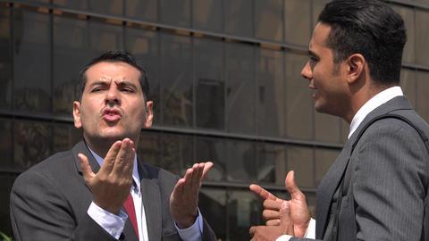 Man Misunderstands Deaf Man Using Sign Language Live Action