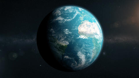 Earth 4K Animation