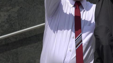Male Business Attire Suit Tie Jacket Live Action