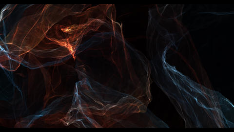 3d fractals Animation