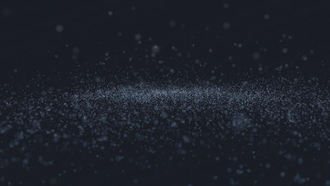 dust particles Animation