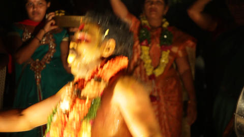 Male Dancer in the Getup Live Action