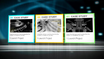 Business Showcase Project & Case Studies After Effects Project