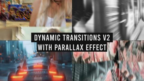 Dynamic Zoom Transitions Plantillas de Premiere Pro