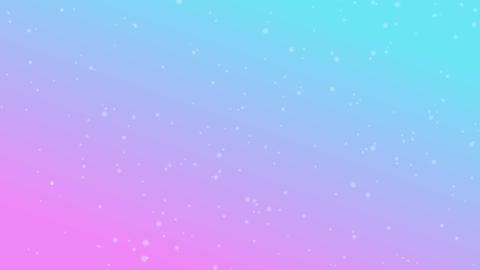 カラフルな背景素材 CG動画