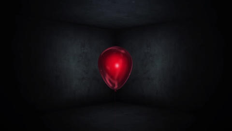 RED BALLOON LOGO INTRO After Effects Template