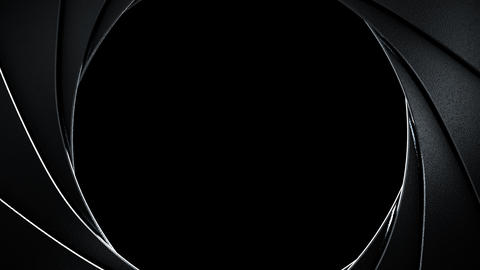 Camera Shutter Transition Animation
