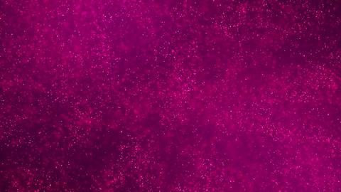 Magenta Particles Background Animation