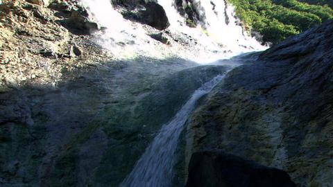 Kamuiwakka falls Live Action