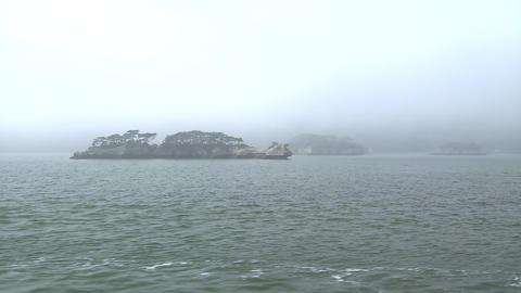 松島 船より 主観移動 ビデオ
