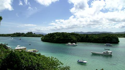 夏の石垣島 川平湾 ビデオ