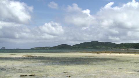 イーフビーチ 久米島 Footage
