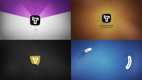Quick And Simple Logo Reveal Plantillas de Premiere Pro