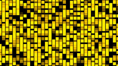 Glowing mosaic tiles animation background Animation