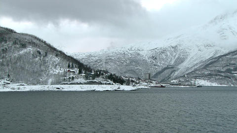 Fjord Cruise Footage