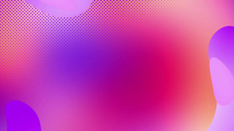 Abstract Gradient Background CG動画