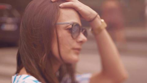 Sensual portrait shot of a young woman Live Action