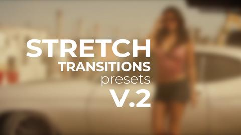 Stretch Transitions V.2 Plantillas de Premiere Pro