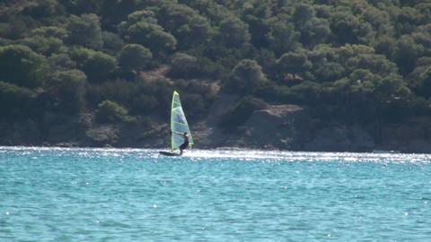 Windsurfer Footage