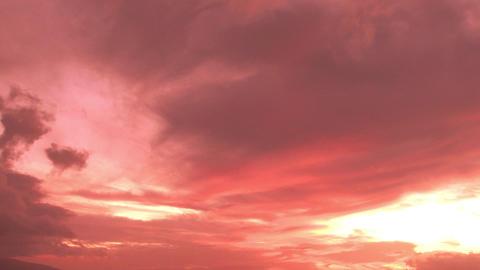 雲 青空 ループ タイムラプス クラウド スカイ ビデオ