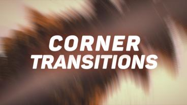 Corner Rotate Transitions Premiere Pro Effect Preset