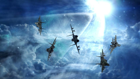 5 Aircraft Animation