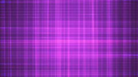 Broadcast Intersecting Hi-Tech Lines, Purple, Abstract, Loopable, 4K Animation