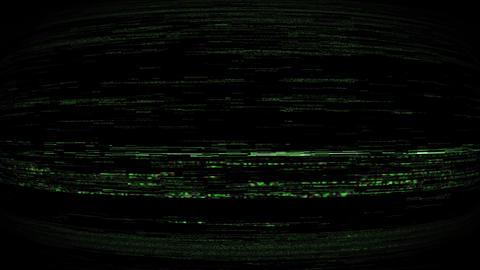 Mov164 broken tv noiz loop 10 CG動画