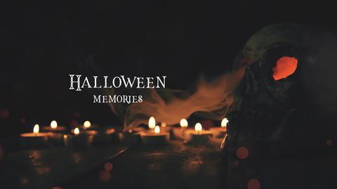 Halloween Memories Plantilla de After Effects