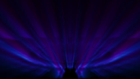 Floor Rays Elements 01 CG動画