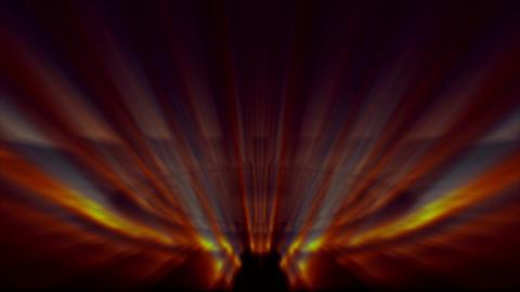Floor Rays Elements 02 CG動画