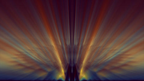 Floor Rays Elements 05 CG動画
