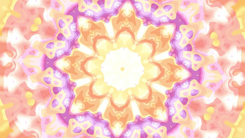 Mov169 kaleidoscope loop 04 CG動画