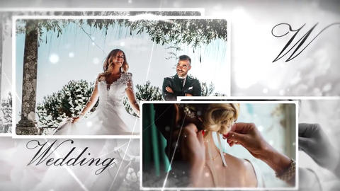 Wedding Memories Slideshow Plantillas de Premiere Pro
