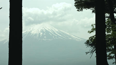 mt Fuji Footage
